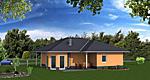Winkelbungalow 104 mit Erker; 104 m² Wohnfläche