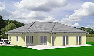 winkelbungalow 123 12 einfamilienhaus neubau massivbau stein auf stein. Black Bedroom Furniture Sets. Home Design Ideas