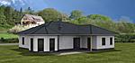 Winkelbungalow 134 / 8 mit Erker; 134 m² Wohnfläche